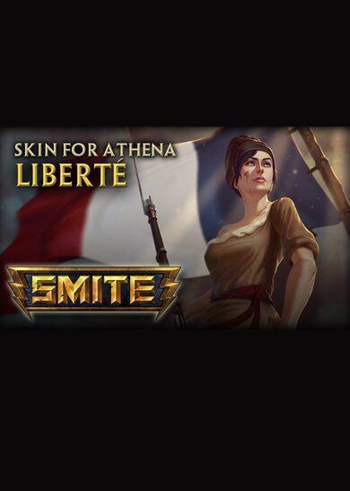 SMITE - Athena & Athena Liberte Skin Key GLOBAL
