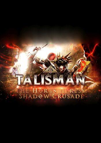 Talisman: The Horus Heresy - Shadow Crusade (DLC) Steam Key GLOBAL