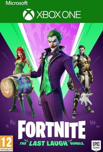 Fortnite: The Last Laugh Bundle + 1000 V-Bucks (Xbox One) Xbox Live Key EUROPE