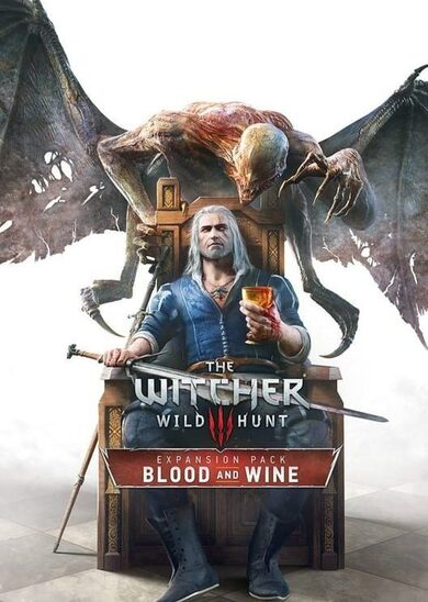 The Witcher 3: Blood and Wine (DLC) Steam Key GLOBAL