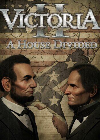 Victoria II - A House Divided (DLC) Steam Key GLOBAL