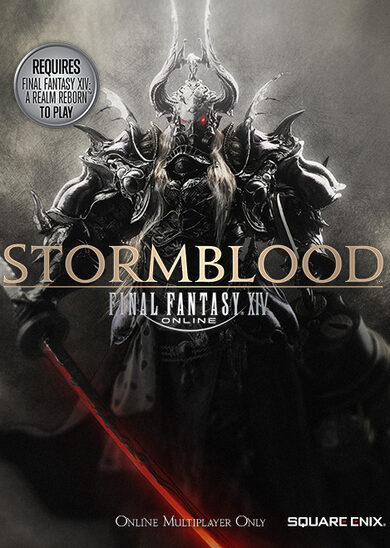 Final Fantasy XIV: Stormblood (DLC) Mog Station Key EUROPE