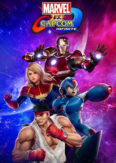 Marvel vs. Capcom: Infinite Steam Key EMEA