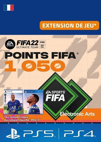 FIFA 22 - 1050 FUT Points (PS4/PS5) PSN Key FRANCE
