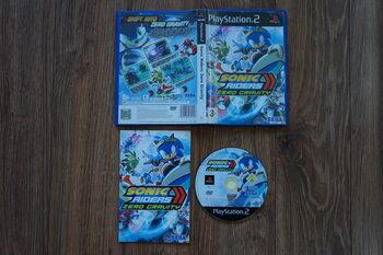 Sonic Riders: Zero Gravity PlayStation 2