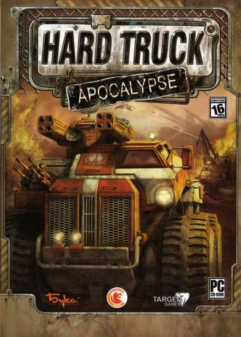 Hard Truck Apocalypse: Arcade / Ex Machina: Arcade Steam Key GLOBAL