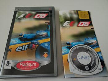 Formula One 06 PSP