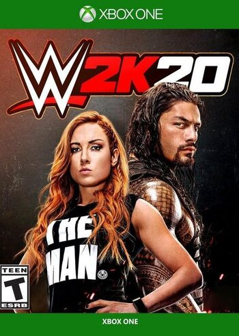 WWE 2K20 (Standard Edition) (Xbox One) Xbox Live Key GLOBAL