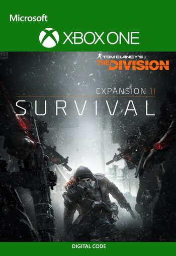 Tom Clancy's The Division - Survival (DLC) XBOX LIVE Key UNITED  STATES