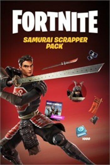 Fortnite - Samurai Scrapper Pack (Xbox One) Xbox Live Key UNITED STATES