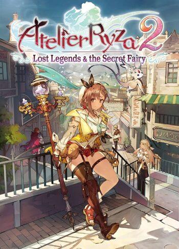 Atelier Ryza 2: Lost Legends & the Secret Fairy Steam Key GLOBAL