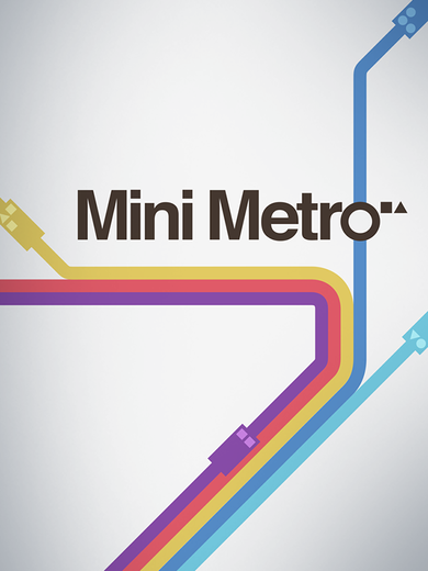 Mini Metro Steam Key GLOBAL