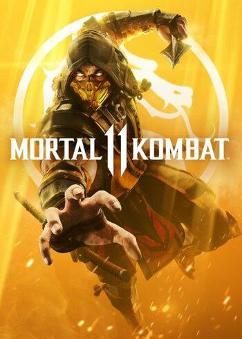 Mortal Kombat 11 (PC) Steam Key GLOBAL
