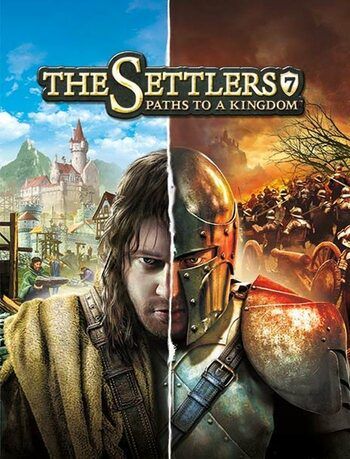 The Settlers 7: Paths to a Kingdom (Deluxe Gold Edition) Uplay Key GLOBAL