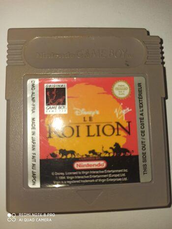 Disney's The Lion King Game Boy