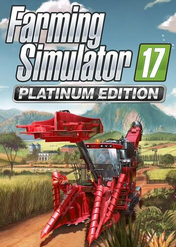 Farming Simulator 17 (Platinum Edition) Steam Key GLOBAL