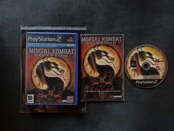 Mortal Kombat: Deception PlayStation 2