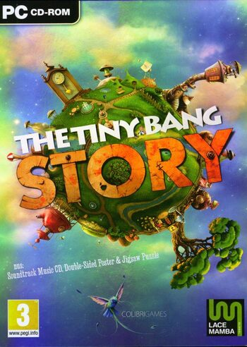 The Tiny Bang Story Steam Key GLOBAL