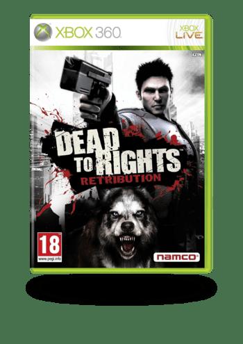 Dead to Rights: Retribution Xbox 360