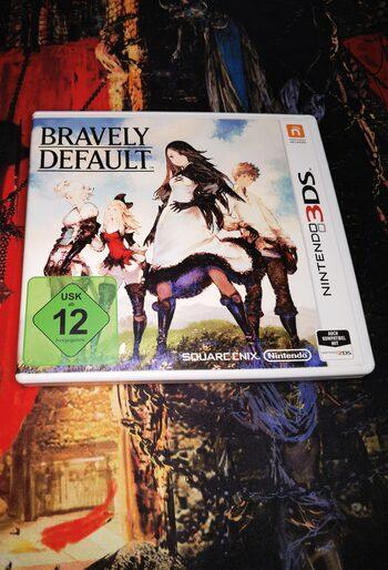 Bravely Default Nintendo 3DS