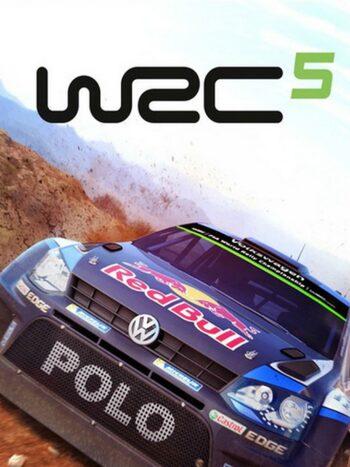 WRC 5: FIA World Rally Championship Steam Key EUROPE