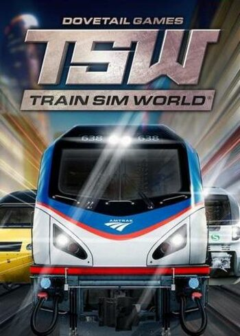 Train Sim World Steam Key GLOBAL