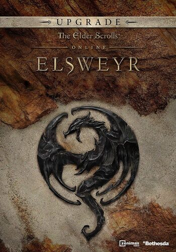 The Elder Scrolls Online : Elsweyr (Upgrade DLC) clé site officiel GLOBAL