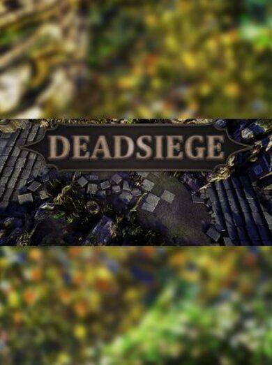 Deadsiege Steam Key GLOBAL