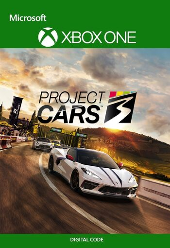 Project CARS 3 (Xbox One) Xbox Live Key UNITED STATES