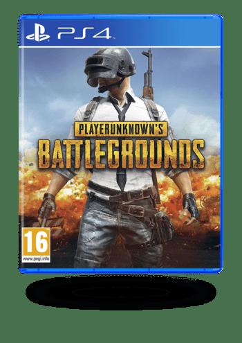 PlayerUnknown's Battlegrounds PlayStation 4