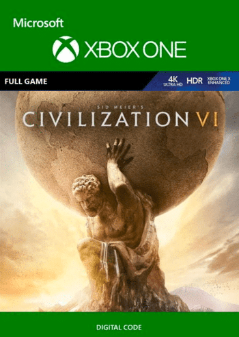 Sid Meier's Civilization VI (Xbox One) Xbox Live Key UNITED STATES