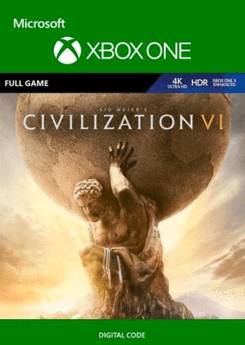 Sid Meier's Civilization VI XBOX LIVE Key GLOBAL