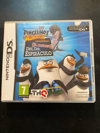 The Penguins Of Madagascar Nintendo DS