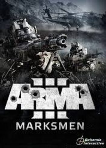 Arma 3 - Marksmen (DLC) Steam Key GLOBAL
