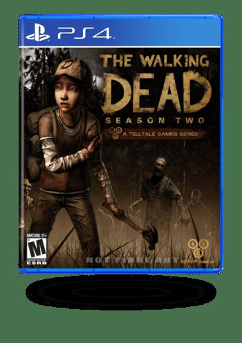 The Walking Dead: Season 2 PlayStation 4