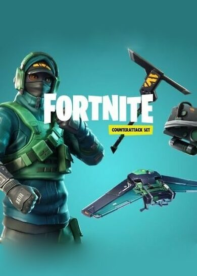 Fortnite Counterattack Set (Nvidia GeForce Bundle) Epic Games Key GLOBAL