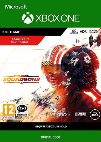 STAR WARS: Squadrons (Xbox One) Xbox Live Key GLOBAL