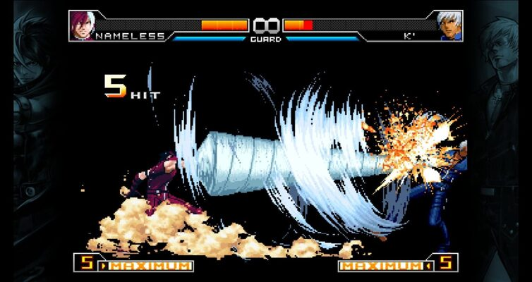 Buy The King Of Fighters 2002 Unlimited Match Steam Key Global Eneba