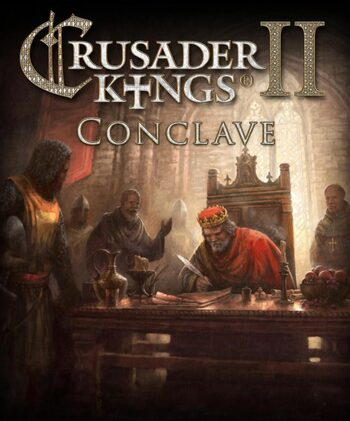 Crusader Kings II - Conclave (DLC) Steam Key GLOBAL