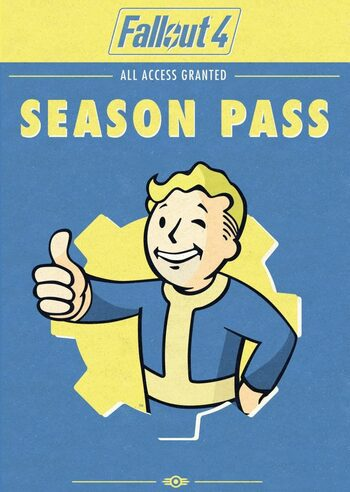 Fallout 4 - Season Pass (DLC) Steam Key GLOBAL