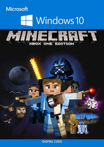 Minecraft Star Wars Skin Packs Bundle (DLC) - Windows 10 Store Key EUROPE