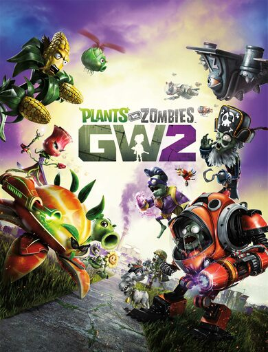 Plants vs. Zombies: Garden Warfare 2 Origin Clave GLOBAL