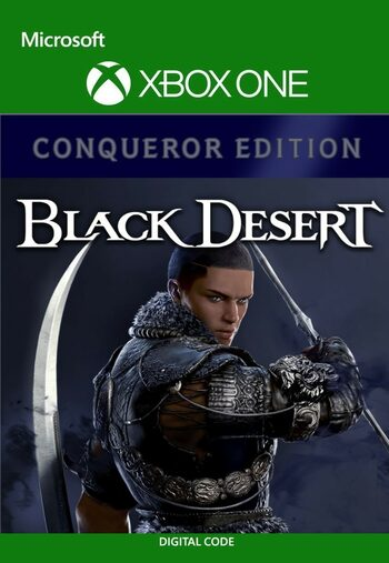 Black Desert: Conqueror Edition XBOX LIVE Key UNITED STATES