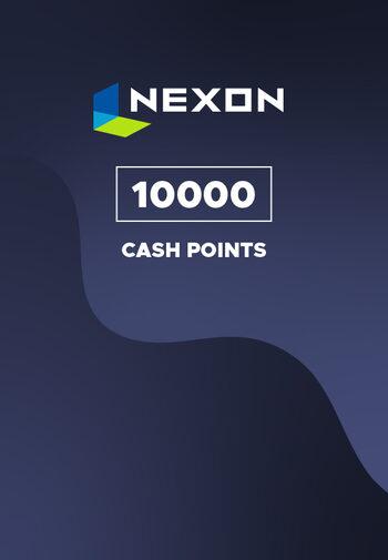 Nexon 10000 Cash Points Prepaid Key EUROPE