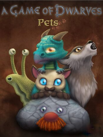 A Game of Dwarves - Pets (DLC) Steam Key GLOBAL