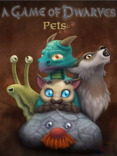 A Game of Dwarves - Pets (DLC) Steam Key GLOBAL