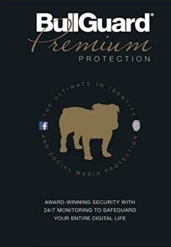 BullGuard Premium Protection (2021) 1 Device 3 Months BullGuard Key GLOBAL