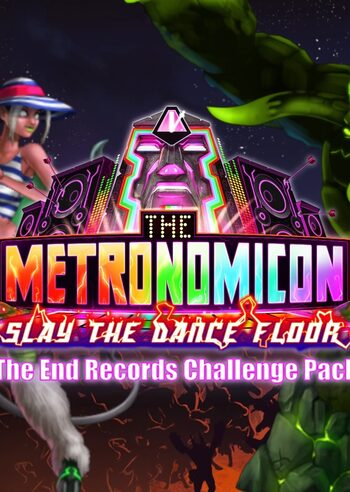 The Metronomicon - The End Records Challenge Pack (DLC) Steam Key GLOBAL