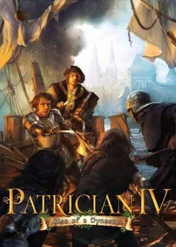 Patrician IV: Rise of a Dynasty (DLC) Steam Key GLOBAL