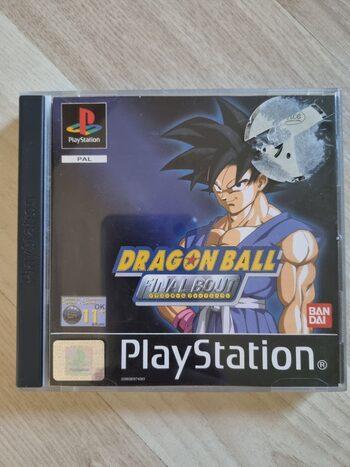 Dragon Ball GT: Final Bout PlayStation